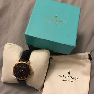Kate Spade 5 o'clock somewhere watch